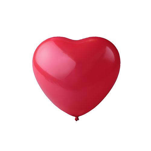 Сердце красное, пастель