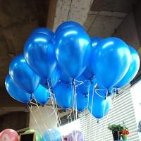 Гелиевые шары, металлик, фото 3