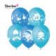 Воздушные шары Малыш Голубые
