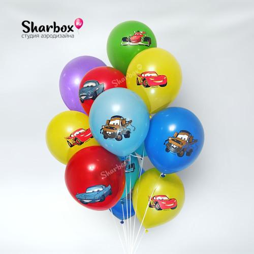Воздушные шары Дисней Тачки