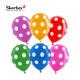 Воздушные шары Горошек Ассорти