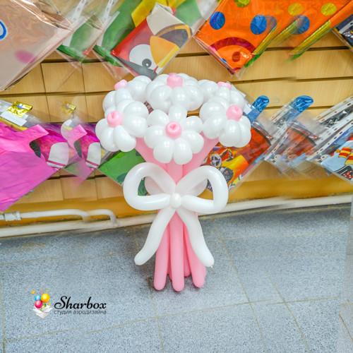Букет «Легкость», 7 цветов
