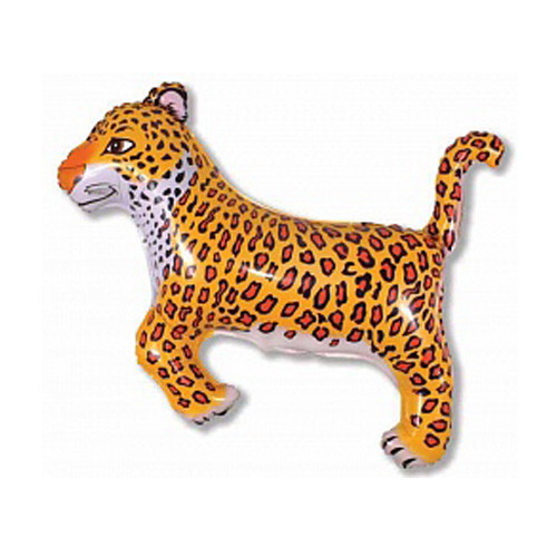 Шар фигура, Леопард