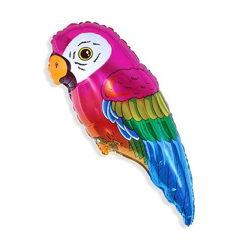 Шар фигура, Супер попугай