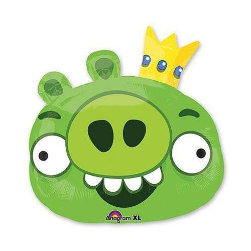 Шар фигура, Angry Birds, Король свиней