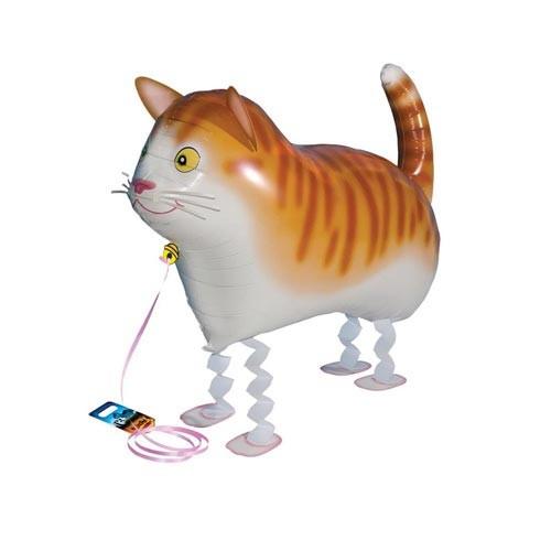Шар фигура ходячая Кот