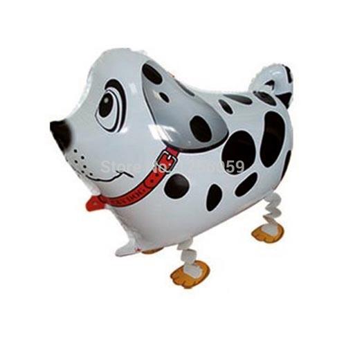 Шар фигура ходячая Собака далматин