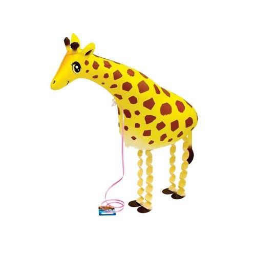 Шар фигура ходячая Жираф