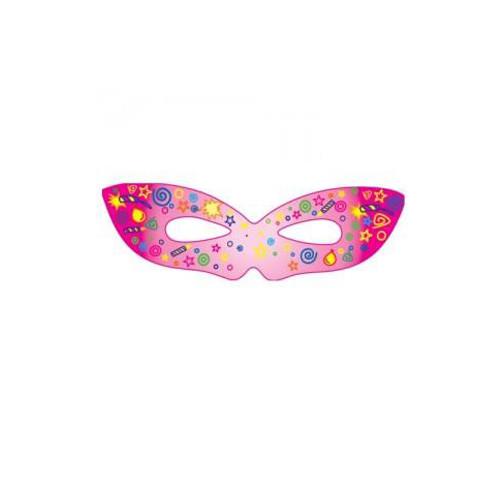 Полумаска карнавальная Моя принцесса