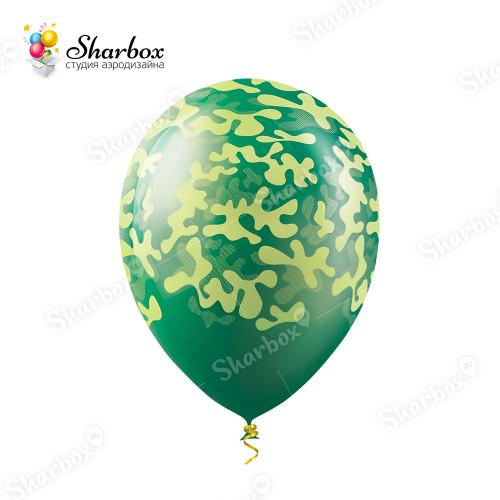Гелиевые Камуфляжные шары