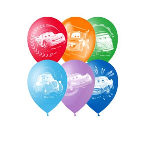 Воздушные шары Дисней, Тачки 2. Ассорти