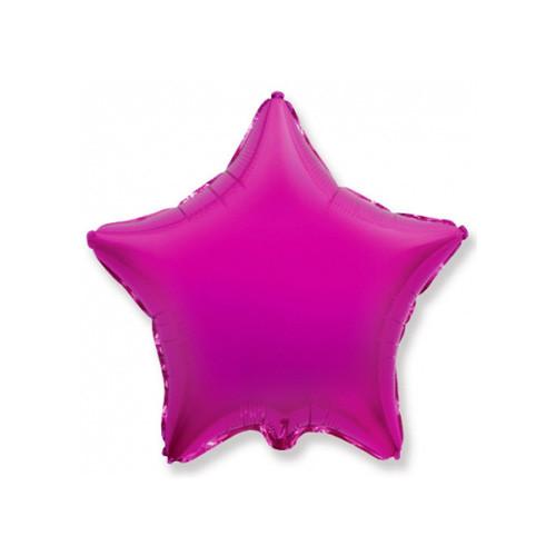 Шар Звезда, лиловый