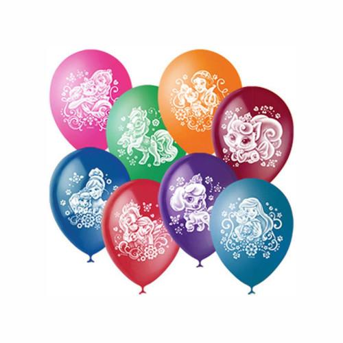 Воздушные шары Дисней, Принцессы и королевские питомцы. Ассорти