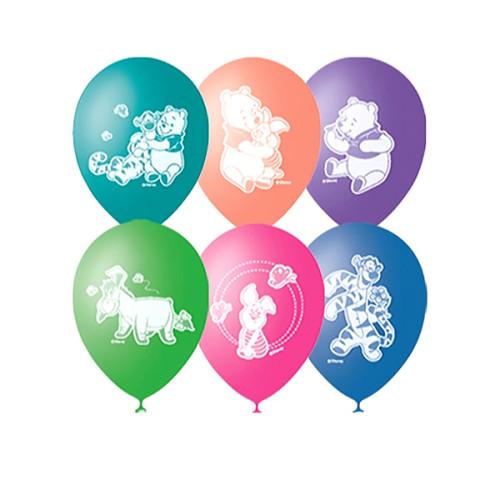 Воздушные шары Дисней, Винни Пух. Ассорти