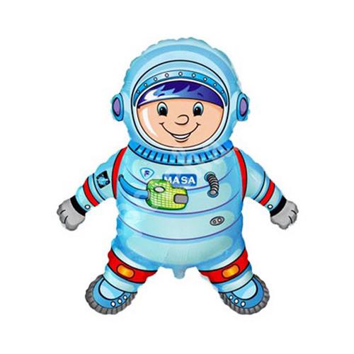 Шар фигура, Космонавт
