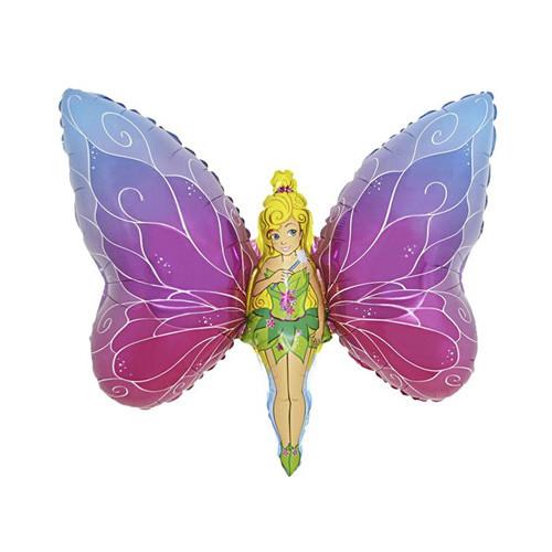 Шар фигура, Леди-бабочка