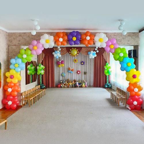 Выпускной в детском саду №5