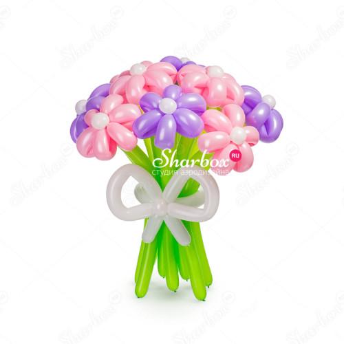 Букет цветов Весенний рассвет