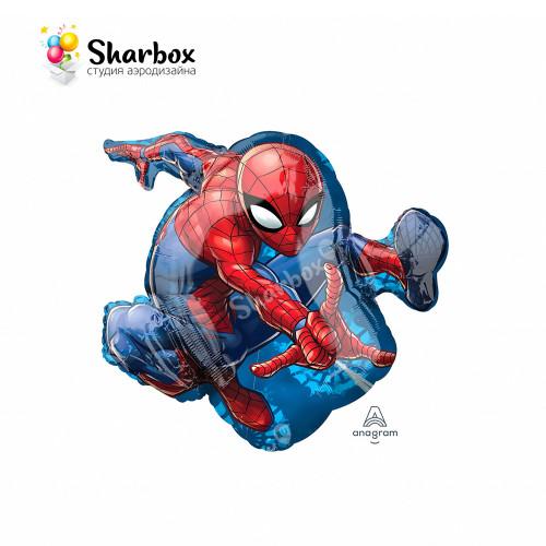 Воздушный шар Человек-Паук Совершенный с гелием