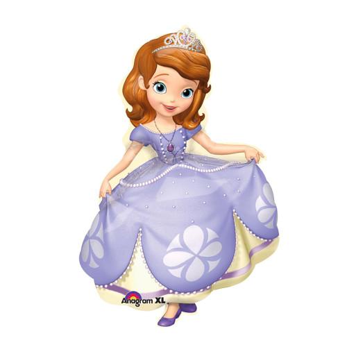 Воздушный шар. Принцесса София