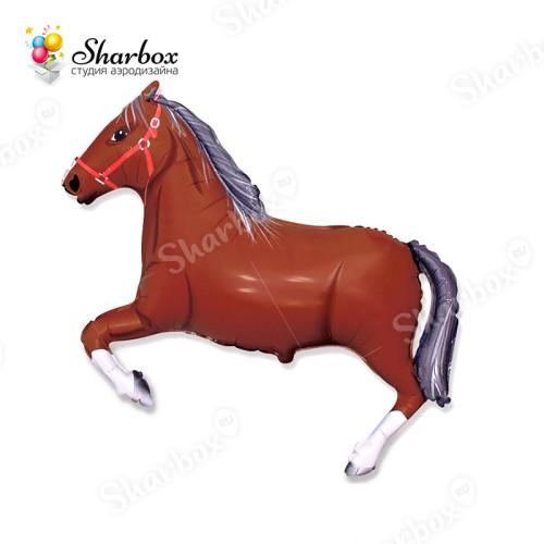 Воздушный шар Лошадь купить