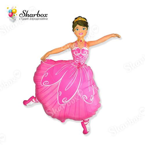 Воздушный шар Балерина с гелием