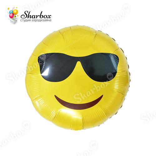 Воздушный шар Крутой с гелием