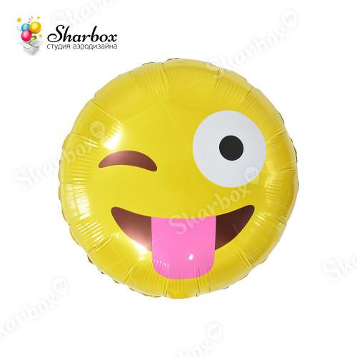 Воздушный шар Озорной с гелием