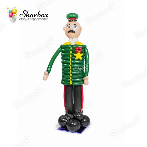 Фигура Генерал из шаров