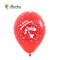 Шары Детский День Рождения Red