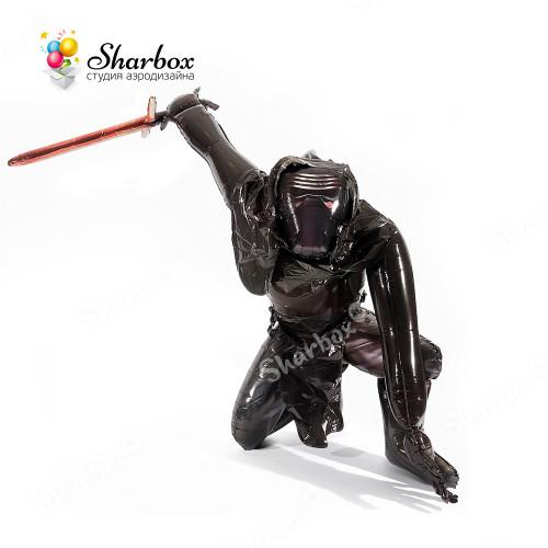 Ходячая фигура Звездные войны Кайло Рен