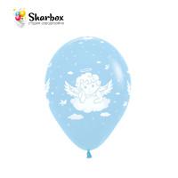 Воздушные шары Ангелы фото 01