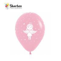 Воздушные шары Ангелы фото 03