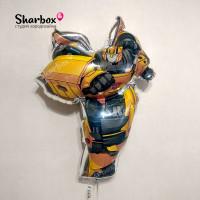 Шар фигура Бамблби Трансформеры 02
