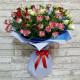 Букет кустовых роз №2