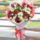 Букет кустовых роз №3