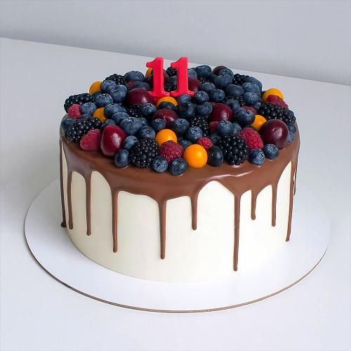 Торт Ягодная полянка