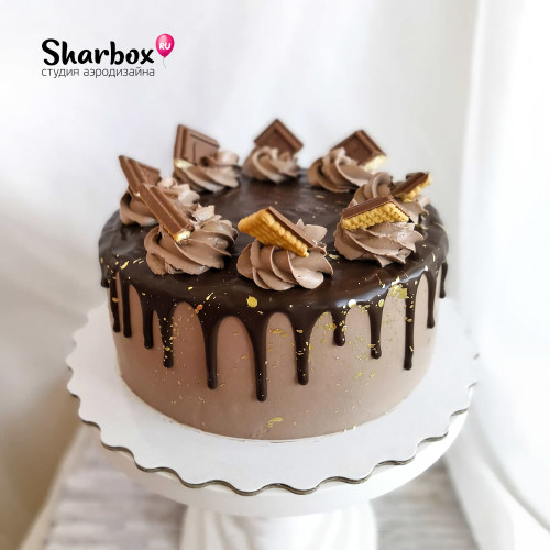 Торт шоколандый №1