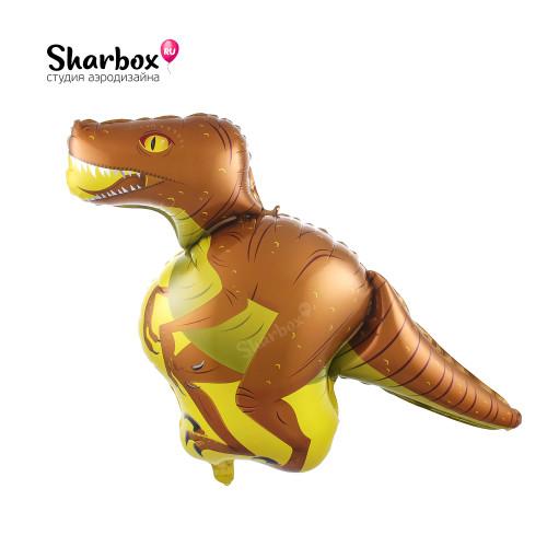 202-049 Шар фигура Динозавр Велоцираптор