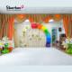 701-045 Оформление зала в детском саду № 17