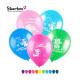 100-163 Воздушные шары С днем рождения Детские