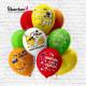 100-169 Воздушные шары Солнечные фрукты